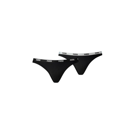 PUMA Iconic Bikini 2P Black