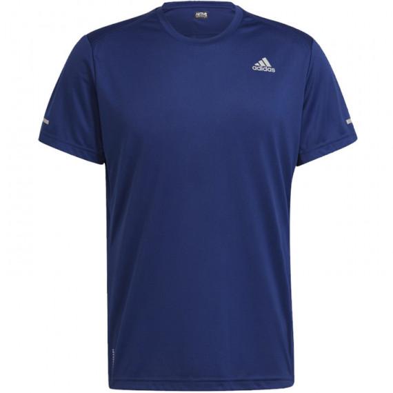 Camiseta Hombre Adidas Run It